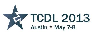 TCDL2013 logo
